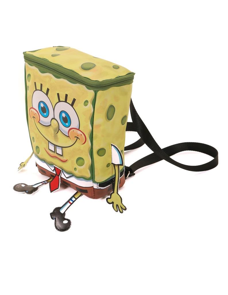 FYDELITY Mini-Backpack NICK Spongebob