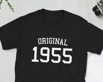 65 Anni Compleanno Ragazzo Uomo Donna Regalo Anno 1955 Felpa