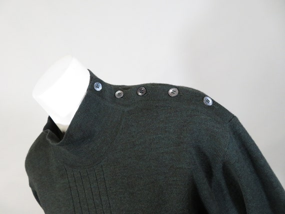 Hino & Malee Green Wool Knit Dress - image 3