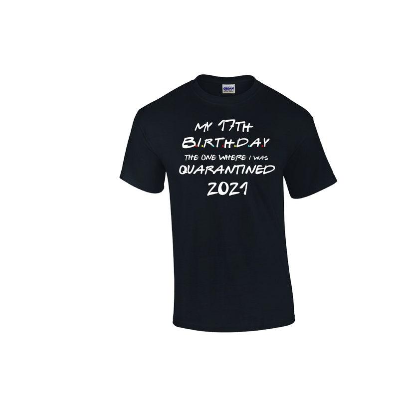 birthday shirt...