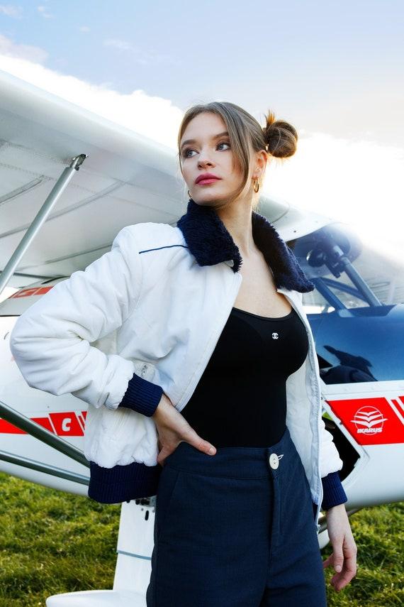 Bombers / Manteau / Coat / Jacket / Veste / Vest /