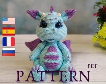 Free Crochet Patterns for Toys & Kids - Red Ted Art - Make ... | 270x340