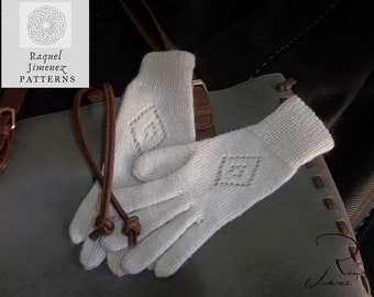 Wool glove knitting patterns
