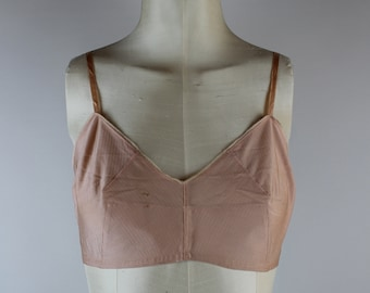 Undergarment Deadstock Brief-lees by Robby Len Vintage womens brief NOS Lingerie