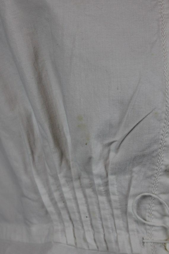 Antique Corset Cover, Edwardian Camisole, Antique… - image 6