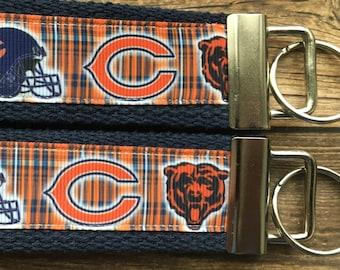 Chicago White Sox Key Fob Wristlet Keychain Stocking Stuffer
