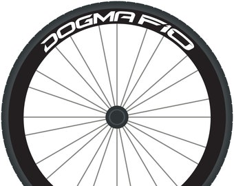 Decal for Track Single Speed Fixed Gear Fixie Bicycle UCI Championship Sticker