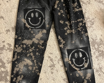 Youth large Smile more …. Sweatpants