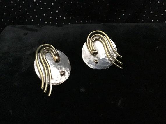Artisan Pierced Earrings