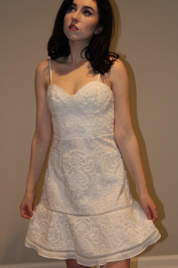 White Fairy Dress