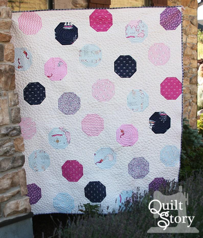 Dottie QUILT Pattern Quilt Story