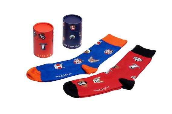 Yenz Pineapple Design Men/'s Socks Seamless Toe