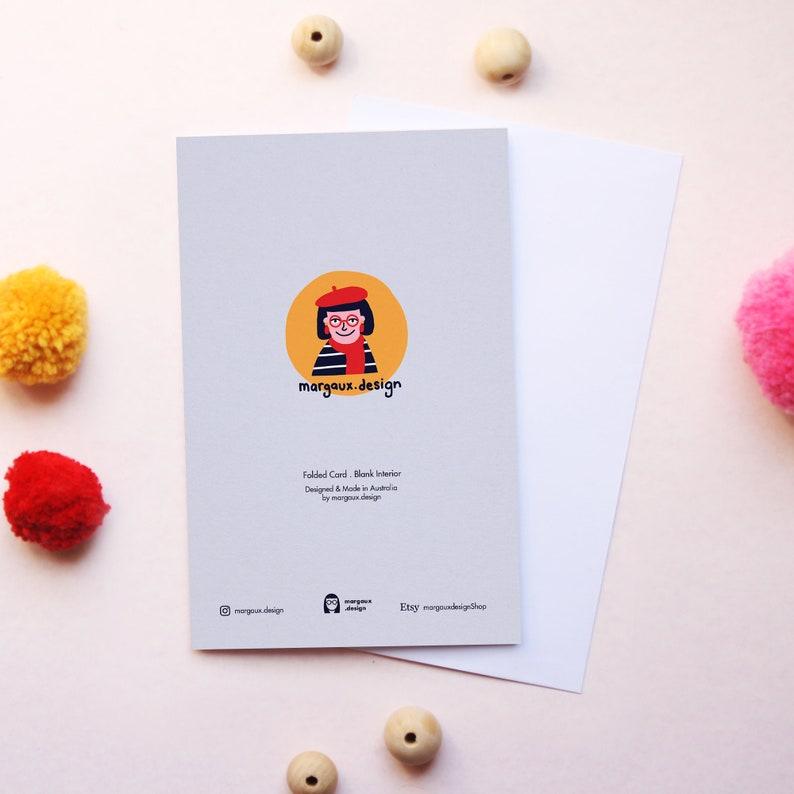 PROTEA Greeting Card