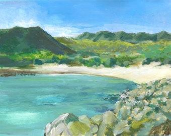 Green Coast - Original
