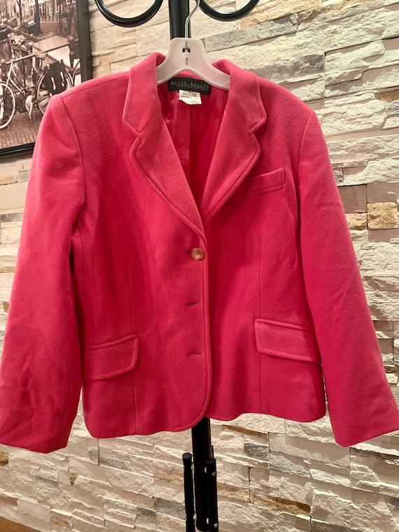 Harvé Benard Women's Veston /vintage blazer/ coat/