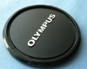 YASHICA 49MM FRONT LENS CAP PUSH ON