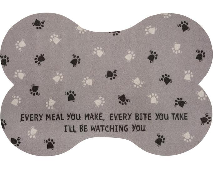 Lg Pet Mat - Every Meal You Make