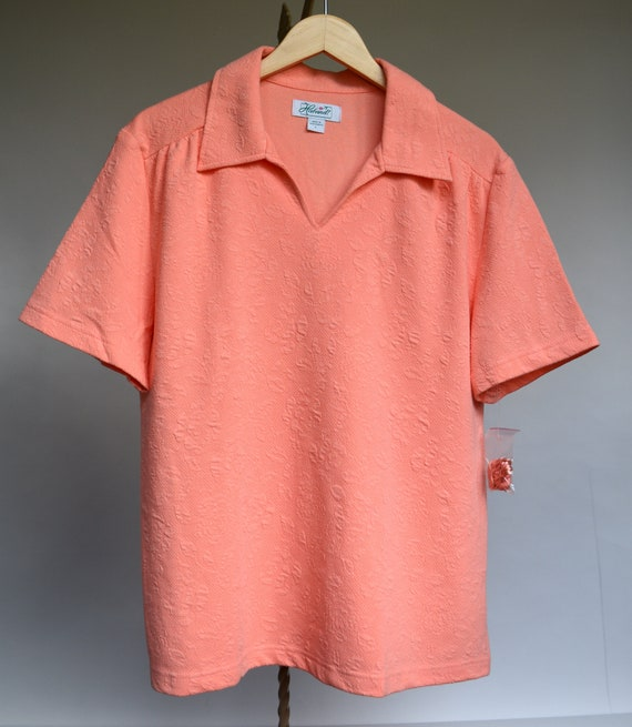 90s Whitefish Bay colorblock pullover sweatshirt size XL vtg vintage pink purple teal black