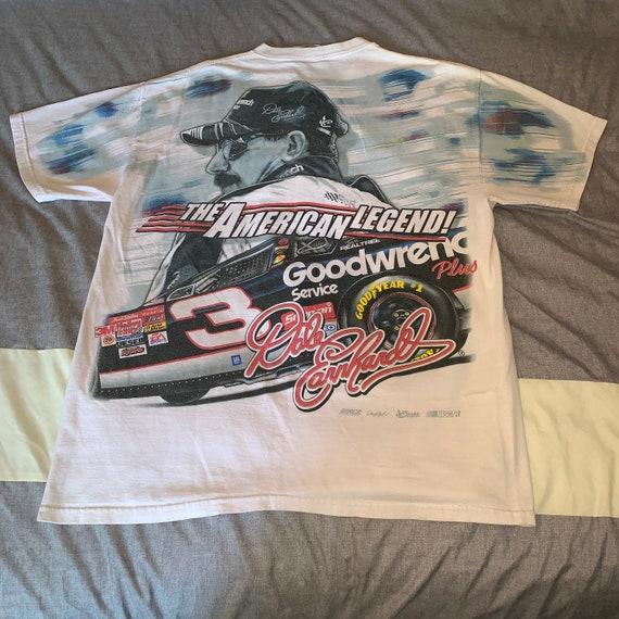 Vintage Dale Earnhardt Nascar T-Shirt - image 2