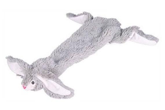 Plush for dog, Flat rabbit 55cm