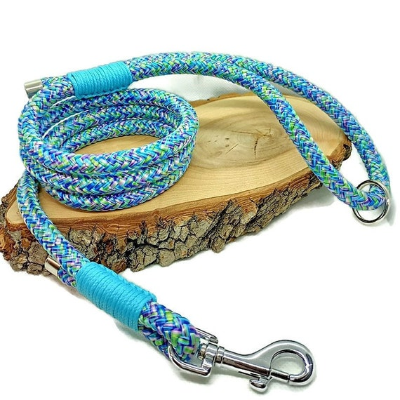 Wouf leash - Mermaid Collection Leash in paracord 10mm