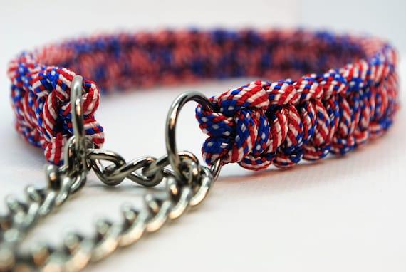 Star dog collar - width 2cm - Wouf leash