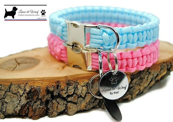Dog Collar Collection Baby - width 2cm - Wouf leash