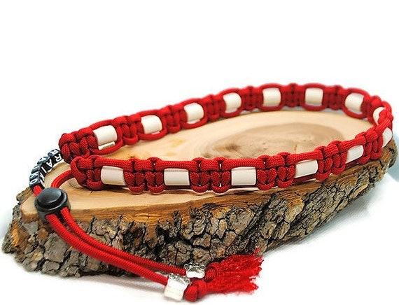 Customizable and adjustable EM ceramic tick collar for natural dog protection