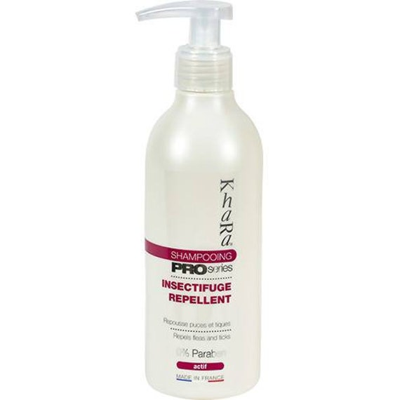 Shampooing insectifuge chien Khara - Volume : 250ml