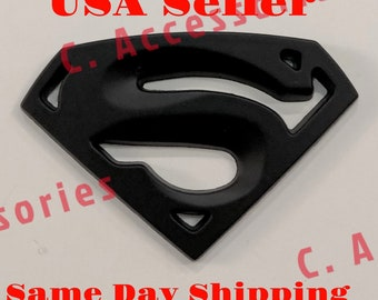 Graphics and More Superman New 52 Shield Logo License Plate Tag Frame
