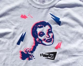 Fiorucci - Test Print - T-Shirt - Judy Garland - Elio Fiorucci - NYC - Andy Warhol - Kenny Scharf  - Studio 54