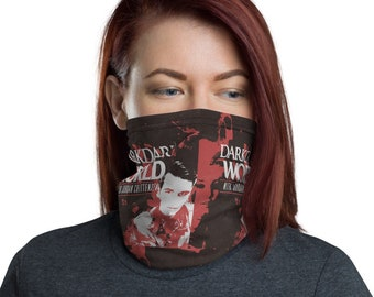 UNISEX D.D.W. Face Cover/Neck Gaiter (one size fits all)