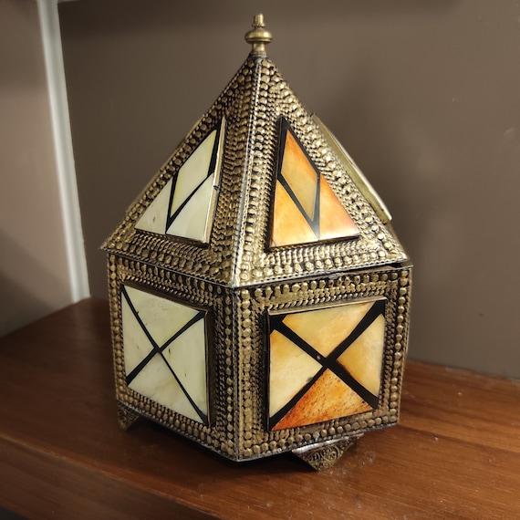 Bone Jewelry Box, Trinket Box, Wedding Jewelry