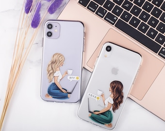 Bff iphone case Etsy