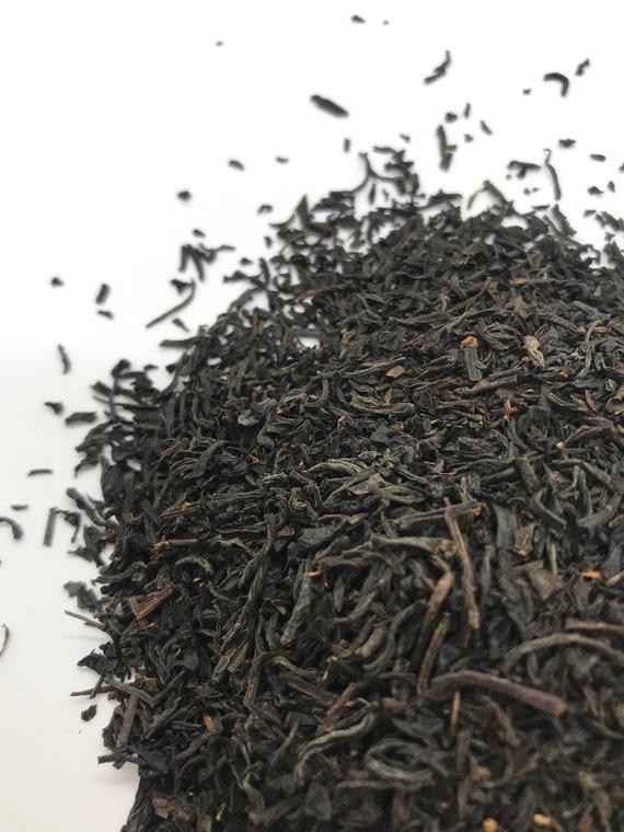 Loose leaf tea, Keemun panda black tea