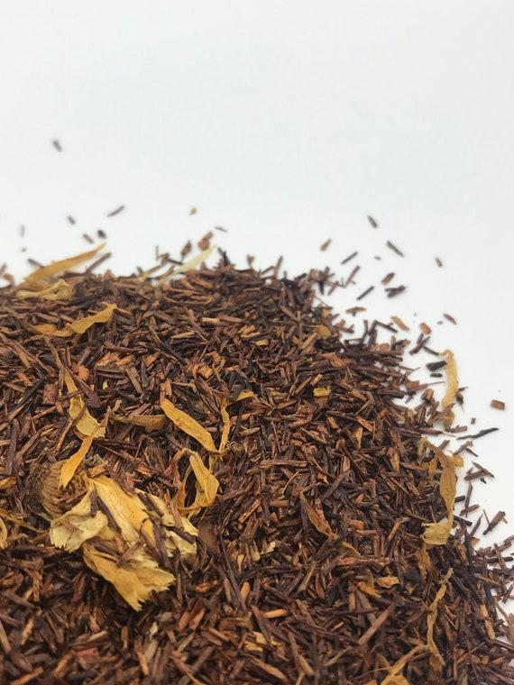 Loose leaf tea, Creme au caramel rooibos.  Makes a great holiday gift.