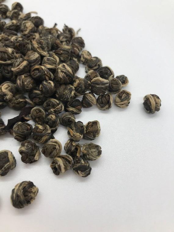 Green tea, Jasmine dragon tears