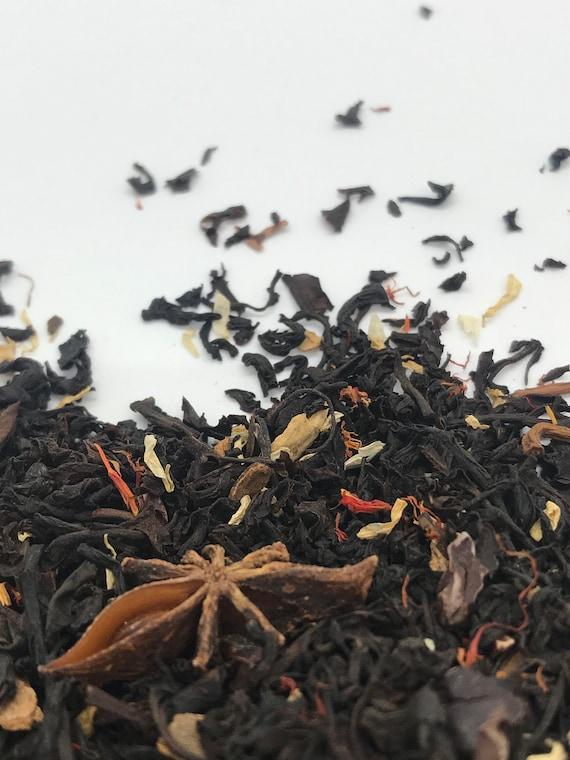 German Gingerbread, naturally flavored black tea