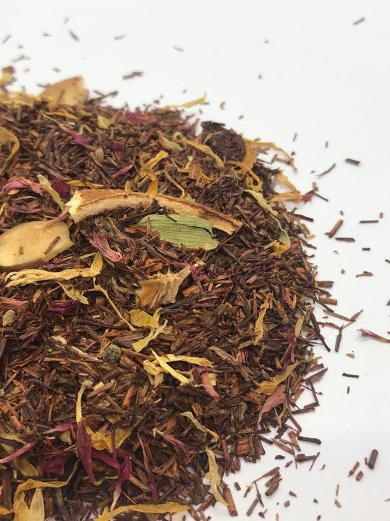 Loose leaf tea, Almond amaretto biscotti rooibos tea