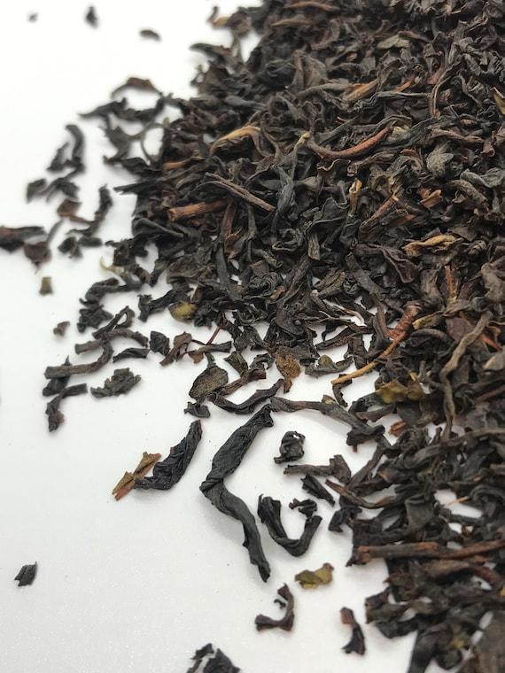 Loose leaf tea, English breakfast black tea