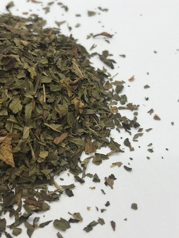 Loose leaf tea, Peppermint herbal tea.  Makes a perfect birthday gift.