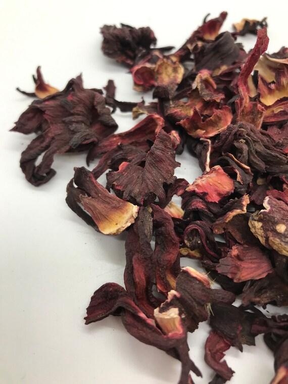 Hibiscus herbal.  A perfect tea gift.