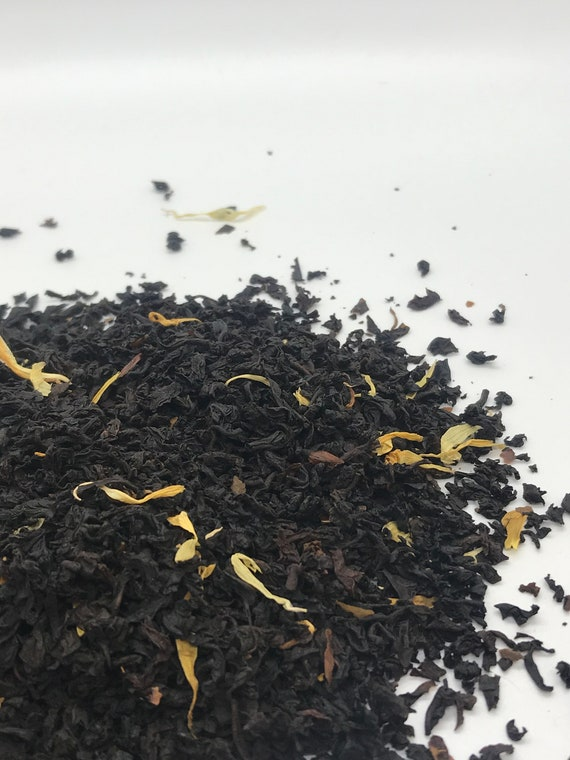 Loose leaf tea, Pomegranate lemon flavored black tea