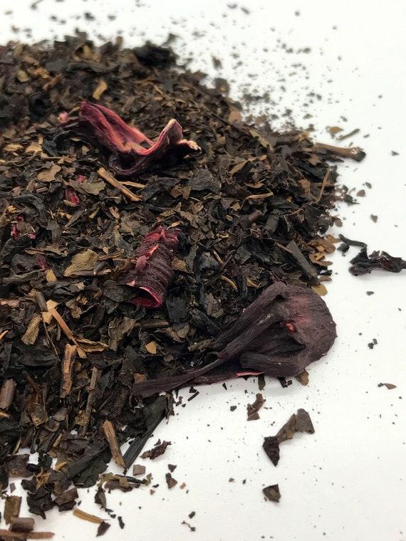Oolong loose leaf tea, Lehua