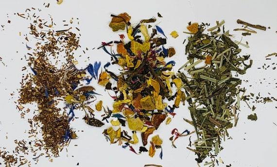 Immune boosting trio, Herbal tea