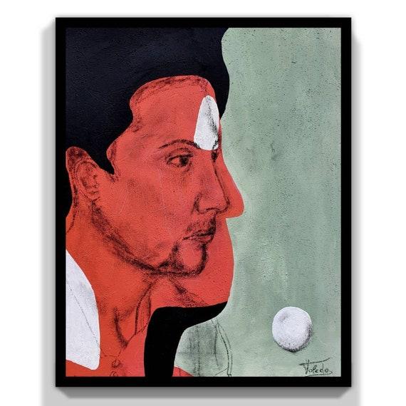 MANUEL (46 x 38 cm)