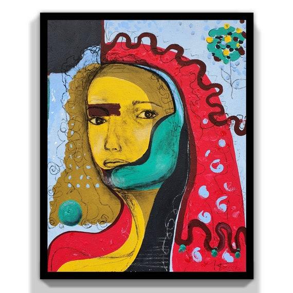 ANA (60 x 50 cm)