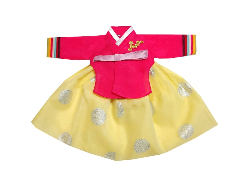SPECIAL PRICE Hanbok Dress Girls Baby Korea Traditional Clothing First Birthday Dol Celebrationa Party 1 Age 03
