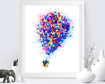 You Are My Greatest Adventure Wall Sticker Flying Balloon Up House Quote Decal Dream House Wall Decal Wall Decor 862n Wall Stickers Aliexpress