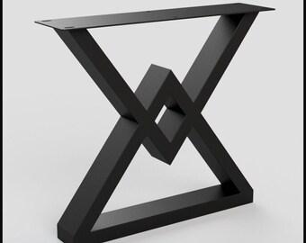 Coffee Table Leg, End Table Legs, Hairpin Legs, Bench Table Leg, Sofa Table Leg, Side Table Legs, Furniture Legs Metal Table Leg Mid Century